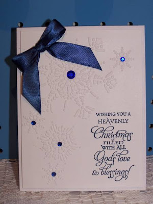 "Our Daily Bread designs ""Christmas Blessings"" Designer Jan Keen"