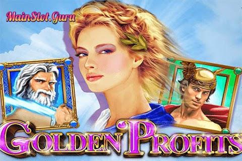 Main Gratis Slot Golden Profits (Booming Games) | 96.99% RTP