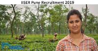 IISER Pune Recruitment 2019 07 Teaching Assistant Posts