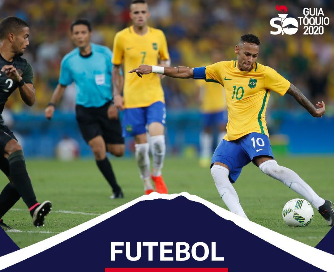 Como funciona o futebol em Olimpíadas