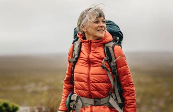 OUTDOOR : Berada di luar diyakini bisa membuat anda lebih sehat dari biasanya. Gambar dari JACOB LUND/SHUTTERSTOCK