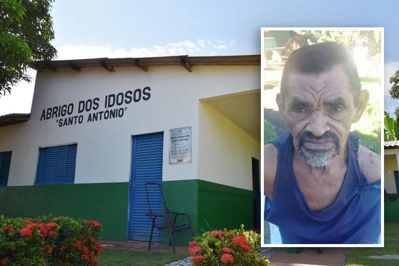 ROSÁRIO OESTE: Idoso do Abrigo Santo Antônio precisa de Doação de Sangue