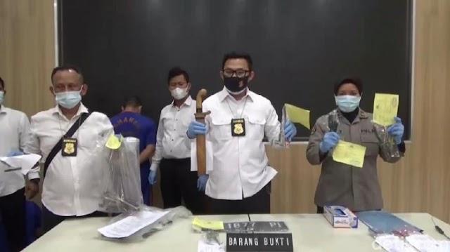 Polisi Purwakarta Ringkus Kawanan Pencuri Spesialis Pikap Lintas Daerah
