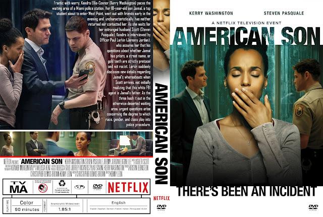 American Son DVD Cover