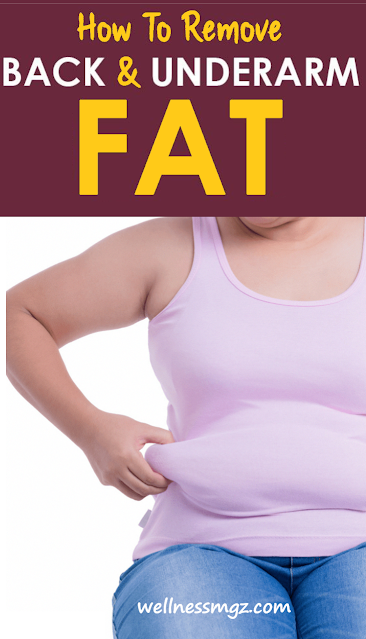 Remove Back And Underarm Fat With Just 4 Workouts