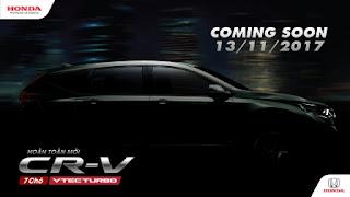 Honda CRV 7 chỗ nhận đặt hàng