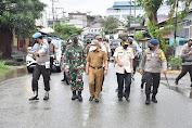 Antisipasi Aksi Teroris, Danrem 132/Tdl Dampingi Kapolda Sulteng Tinjau Empat Gereja
