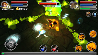 Dungeon Quest MOD APK android