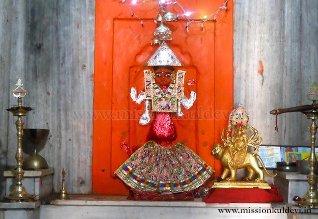 Khimaj Mata Kathoti (Nagaur)