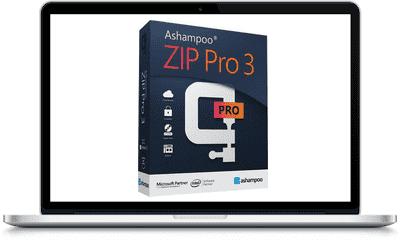 Ashampoo ZIP Pro 3.0.26 Full Version