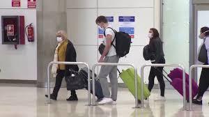 España pondrá en cuarentena 14 días a quienes vengan del extranjero