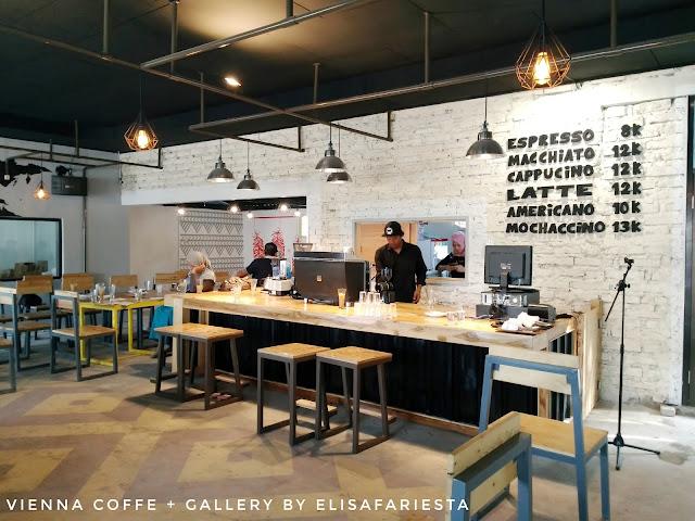 Coffee Shop dengan Suasana Nyaman di Lamongan