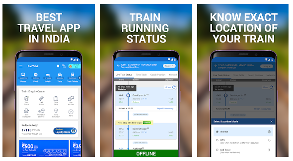 Top 5 Android Apps to Track Trains, Book Tickets and More