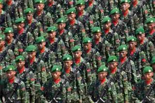 Ucapan HUT TNI 2021