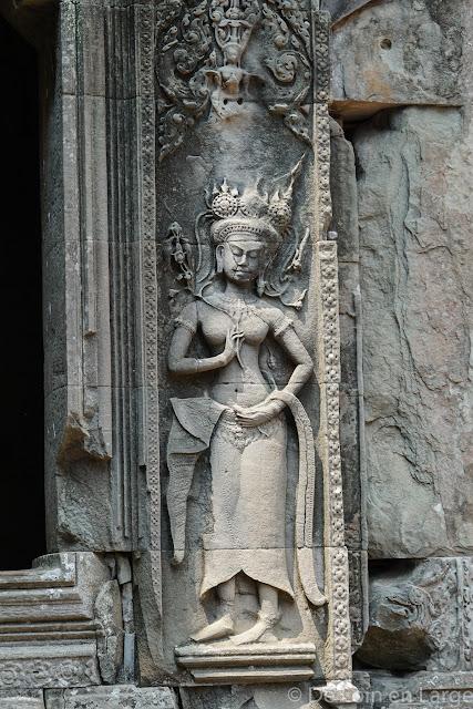 Chau Say Tevoda - Angkor - Cambodge
