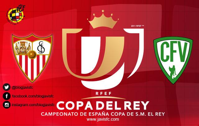 Previa Sevilla FC - CF Villanovense