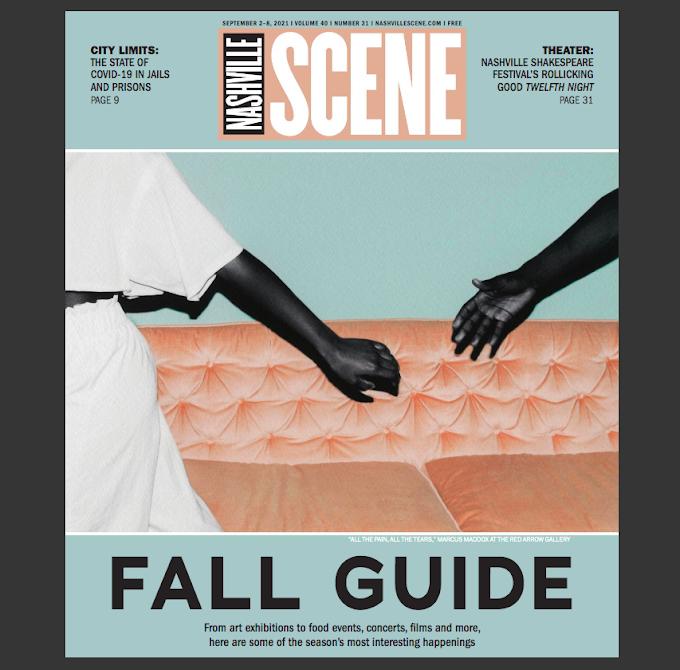 Nashville Fall Guide 2021: Doin' It Live