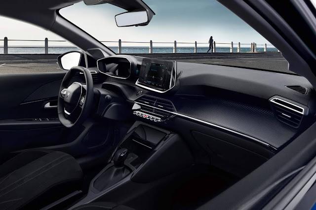 Novo Peugeot 208 2021 - Brasil