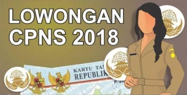 Inilah Kuota Formasi CPNS 2018 Kabupaten OKU Sumatera Selatan