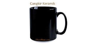 Cangkir Keramik Filosofikopi.com