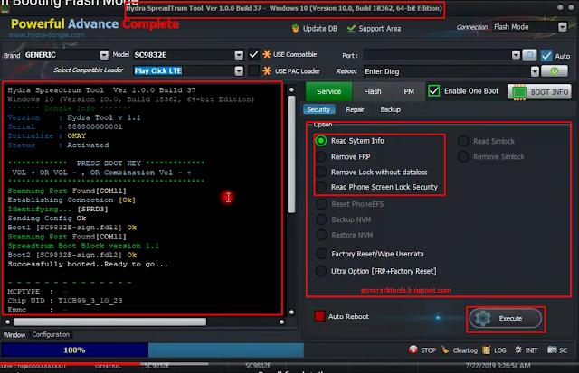 Download Hydra Spreadtrum Tool v1.0.0.37