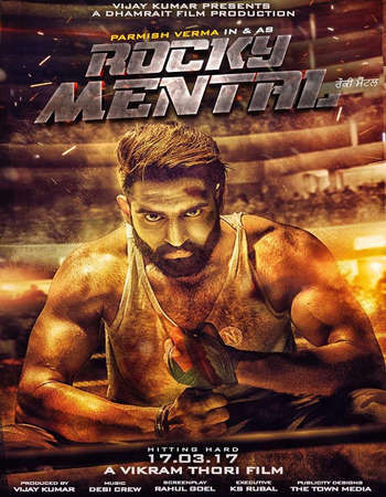 Rocky Mental 2017 Punjabi 600MB HDRip 720p HEVC