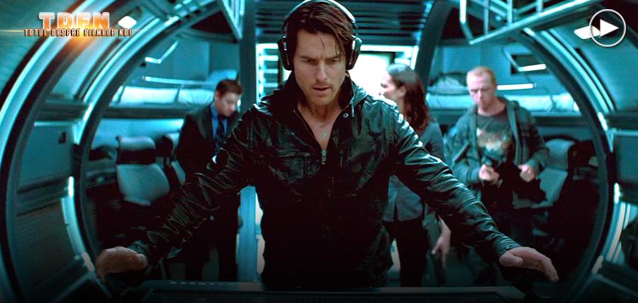 Paramount mută premiera filmului Mission: Impossible 5