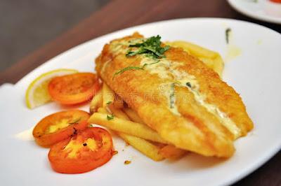 Cara memasak ikan dori