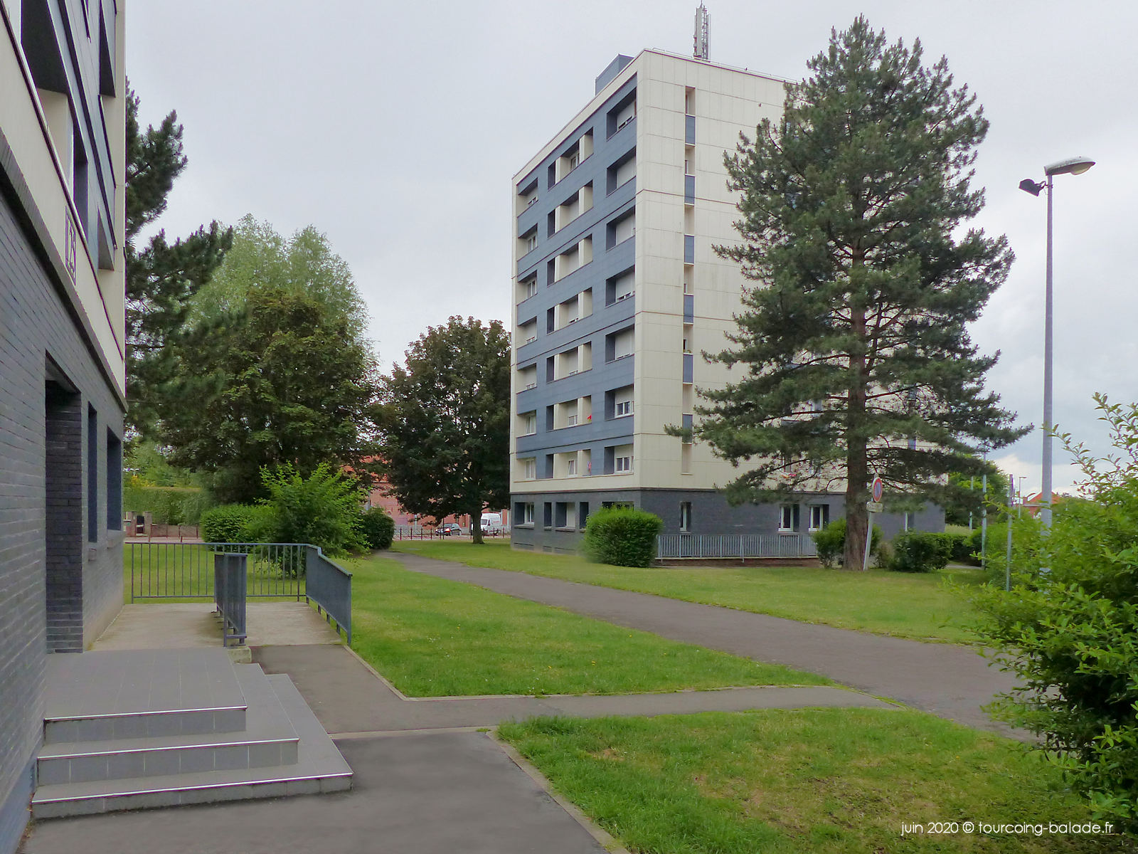 Résidence de l'Yser, Tourcoing