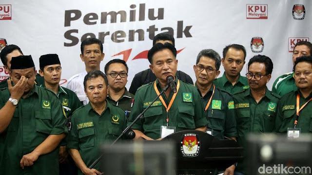 PBB Sesalkan Hairul Bocorkan Materi Pelatihan Saksi 01: Padahal Dia Setuju Pro-Jokowi
