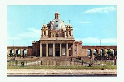 Pamaplona, Monumento a los Caídos