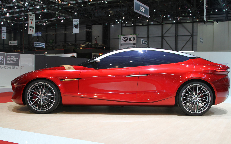 Cars Model 2013 2014 Alfa Romeo Gloria Concept Is Sleek