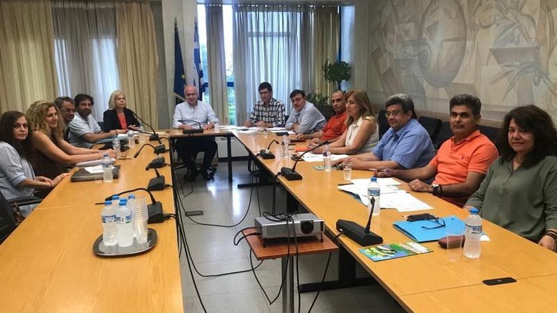 Εντατικοποιούνται οι δράσεις καταπολέμησης των κουνουπιών σε όλη την Περιφέρεια ΑΜ-Θ