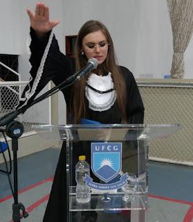 UFCG realiza solenidade de Colação de Grau 2018.2 nessa terça (15), no campus Cuité