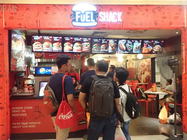 makan di fuel shack malaysia