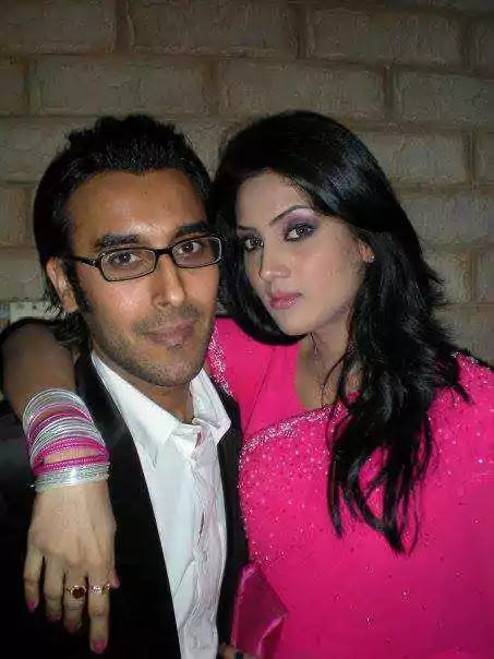 Fiza Ali New Pictures With Husband