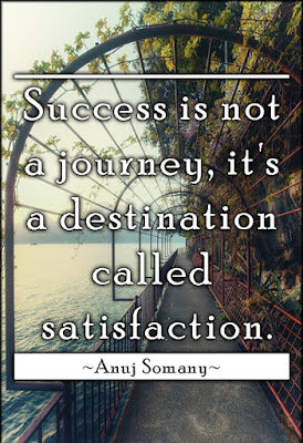 Positive Life Quotes By Anuj Somany