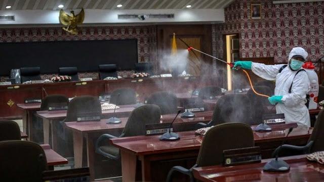 Habis Dorong The New Normal, Kantor Pemerintahan Malah Kembali WFH