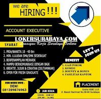 We Are Hiring at Graha HSBC Surabaya Juni 2020