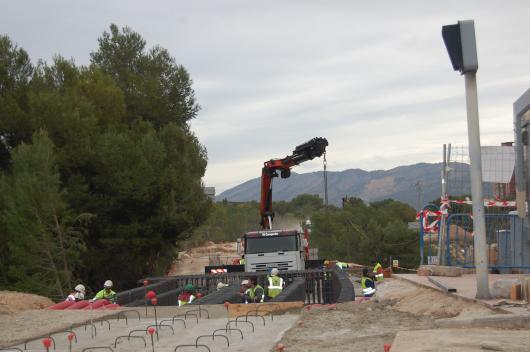 La Generalitat adjudica por 14,5 millones de euros las obras de renovación de vía de la Línea 9 del TRAM d'Alacant entre Gata de Gorgos y Dénia