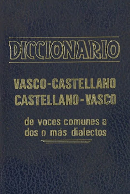 diccionario vasco-castellano de 1968