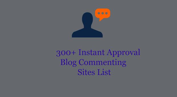 blog commenting sites, dofollow backlink sites