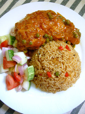 Koleksi 6 Resepi Nasi Goreng Ayam Simple Dan Sedap