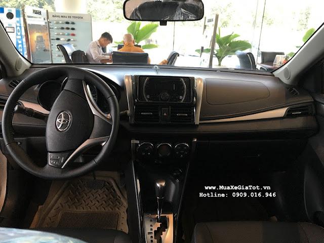 gia xe toyota vios 13 - So sánh Chevrolet Aveo và Toyota Vios tại Việt Nam - Muaxegiatot.vn