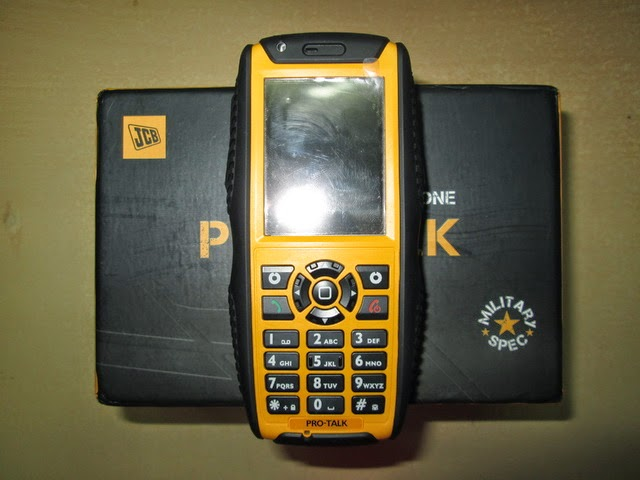 hape outdoor JCB Toughphone Pro-Talk TP851