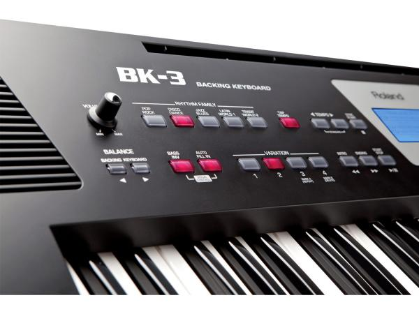 Thông tin đầy đủ về cây đàn organ roland BK3