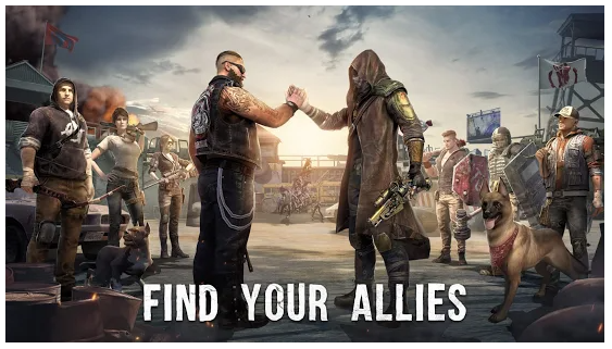 Find Your Allies