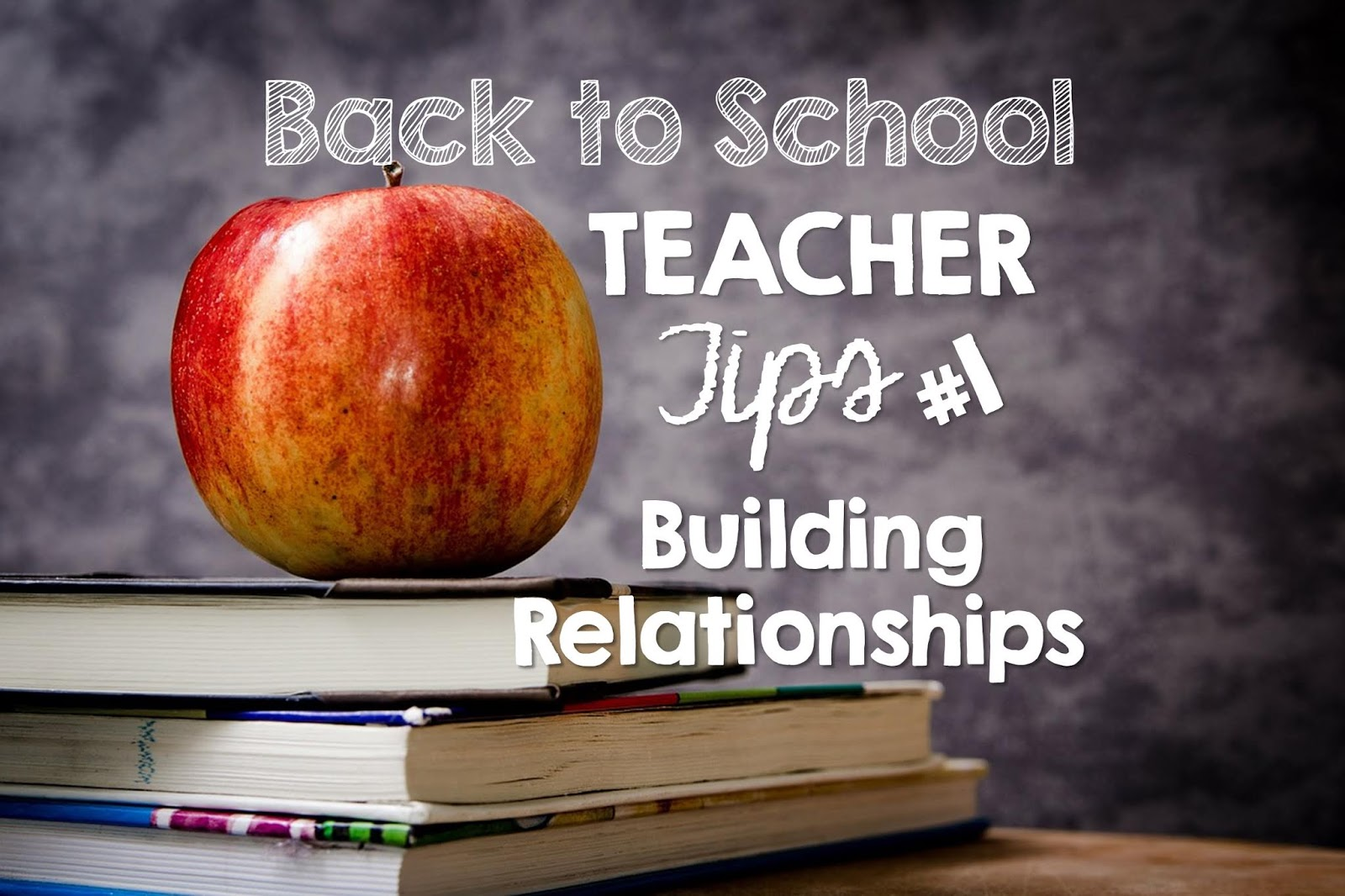 Importance of building relationships with students at the beginning of school