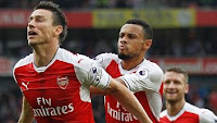 Arsenal vs Southampton 2-1 Video Gol & Highlights