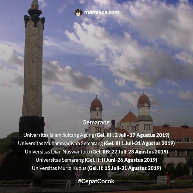 Universitas Swasta semarang yang Masih Membuka Pendaftaran